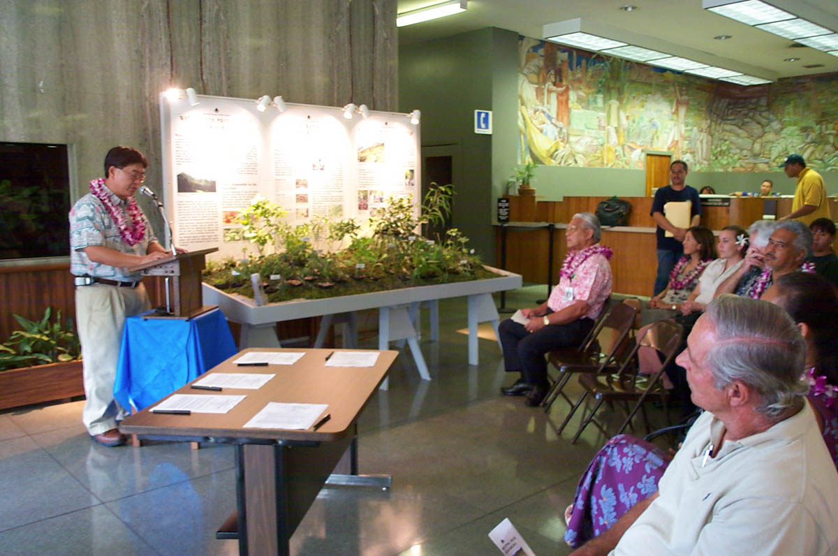 waianae kai watershed partnership presentation