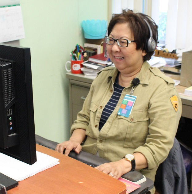 customer care division call center