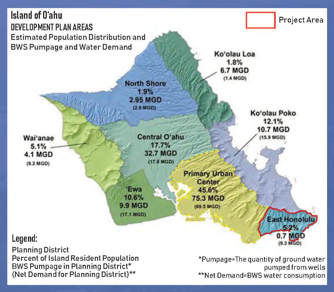 East Honolulu Plan - Board of Water Supply