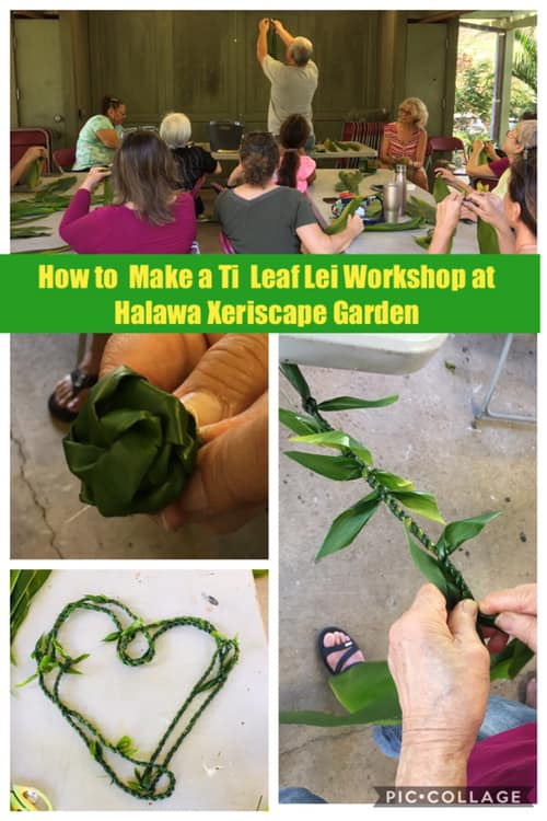 How to Make Ti-Leaf Lei