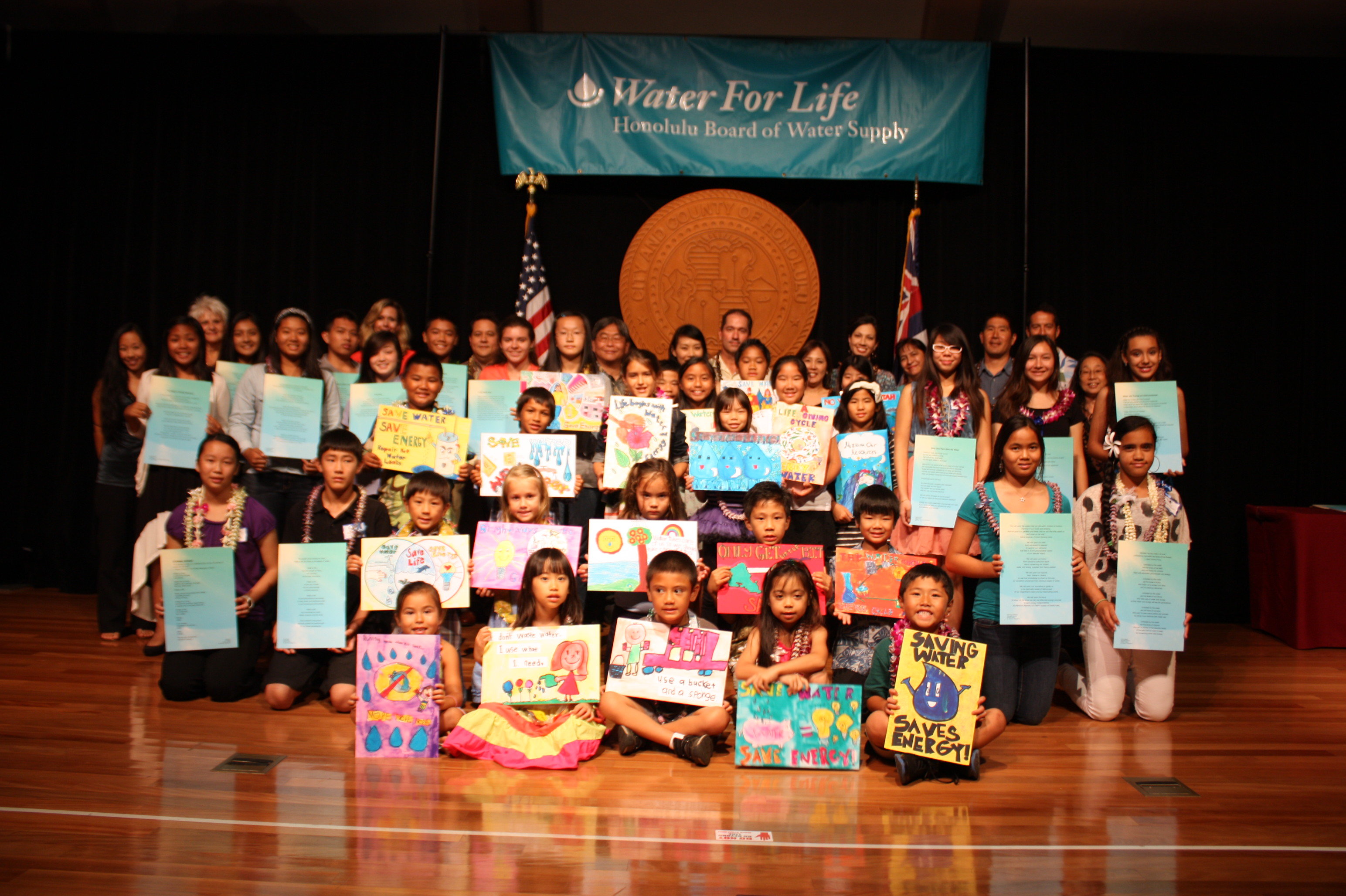 2013 poster and poetry contest winners