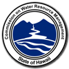 state of hawaii commission on water resources management logo