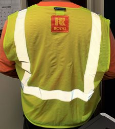 royal safety vest