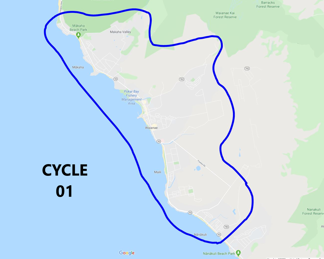 mxu replacement project nanakuli maili waianae makaha cycle 1
